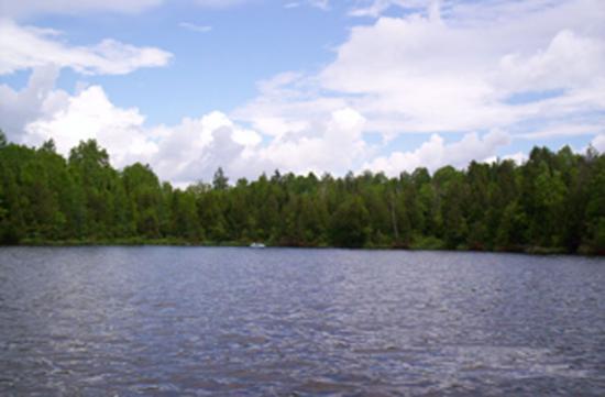Calme du Lac Giguère